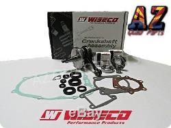 Yamaha Blaster Heavy Duty Wiseco Manivelle Vilebrequin Rod Joints Kit Complet Joints D'étanchéité